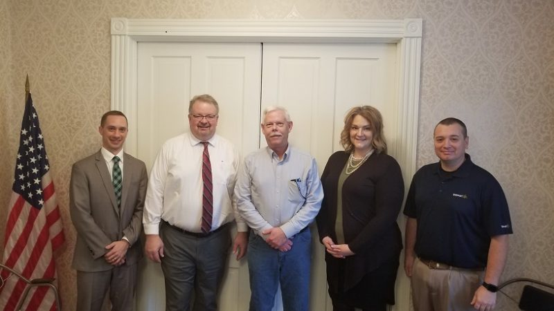 Chamber Announces New Officers, Solicitor