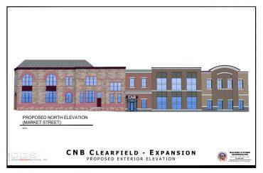 CNB Bank Expansion to Start