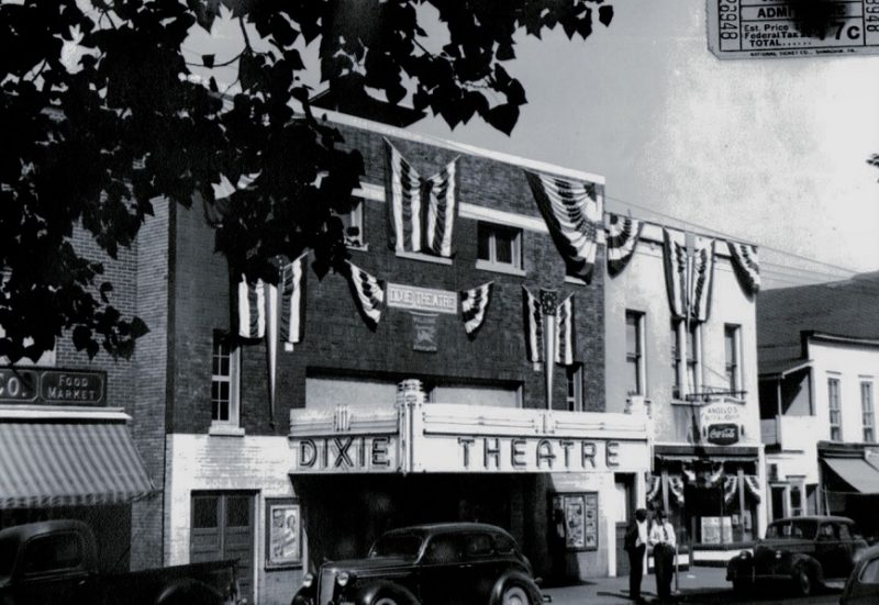 Throwback Thursday: Coalport's Dixie Theatre