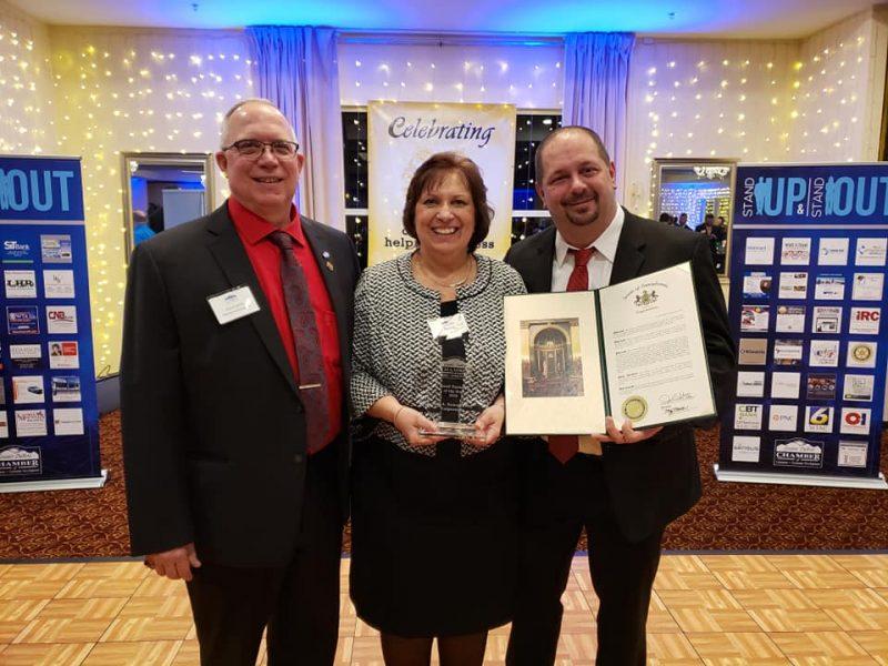 DuBois Chamber Holds Annual Business Bash