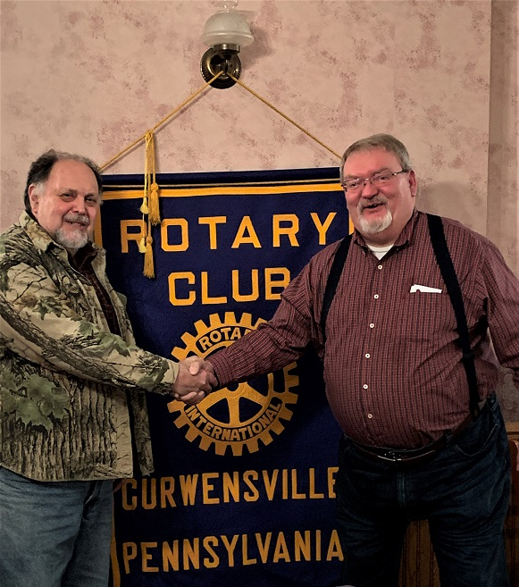 Curwensville Rotary Hears Update on Community Center