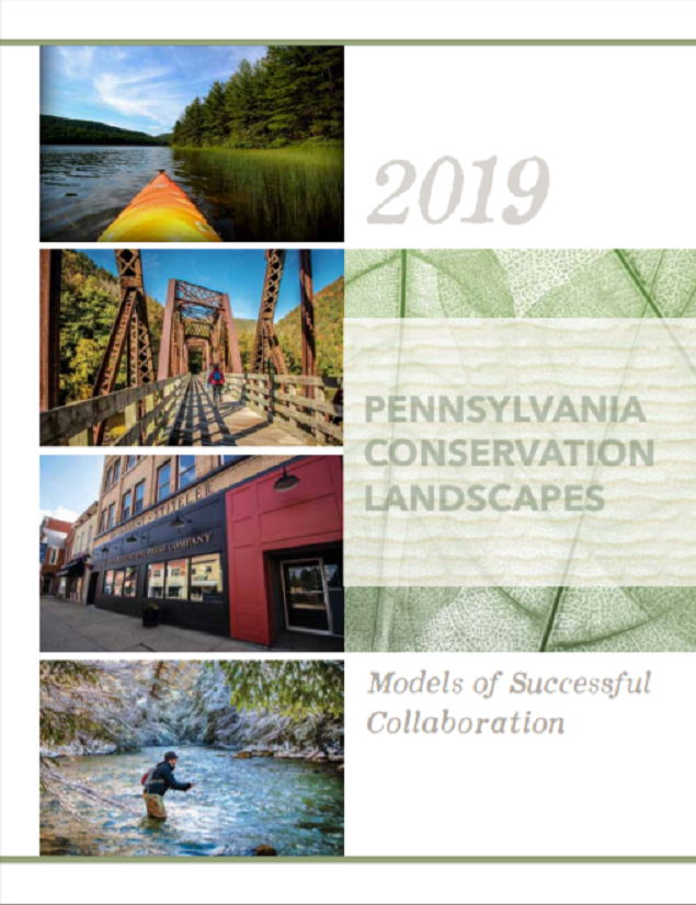 Pennsylvania Wilds Successes Showcased in New DCNR Conservation Landscape Report