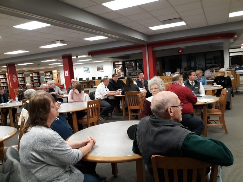 Residents Express Concerns Over Proposed Boggs Twp. Landfill to Clearfield School Board