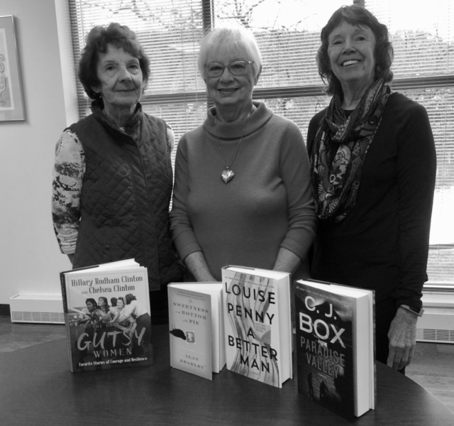 Clearfield AAUW to Hold Annual Books-Sandwiched-In Series