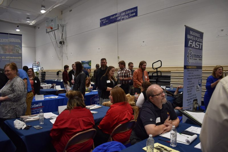 Job Seekers Invited to Penn State DuBois Career Fair