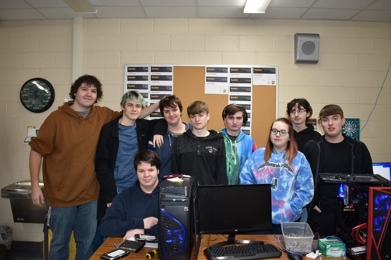 IT Students Earn Several Certifications
