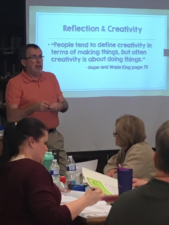 DuBois Central Catholic Faculty Members Continue Learning
