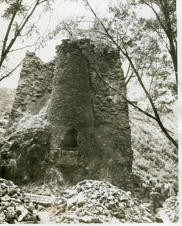 Throwback Thursday: Karthaus Iron Furnace