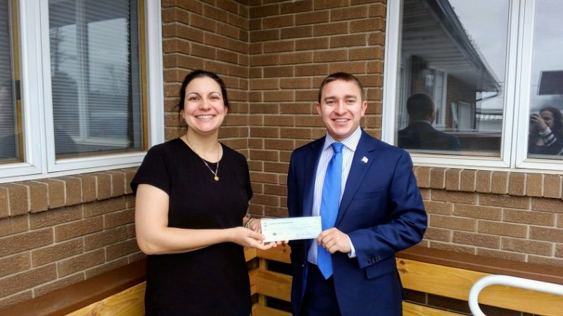 Donations to Benefit Child Advocacy Center of Clearfield County