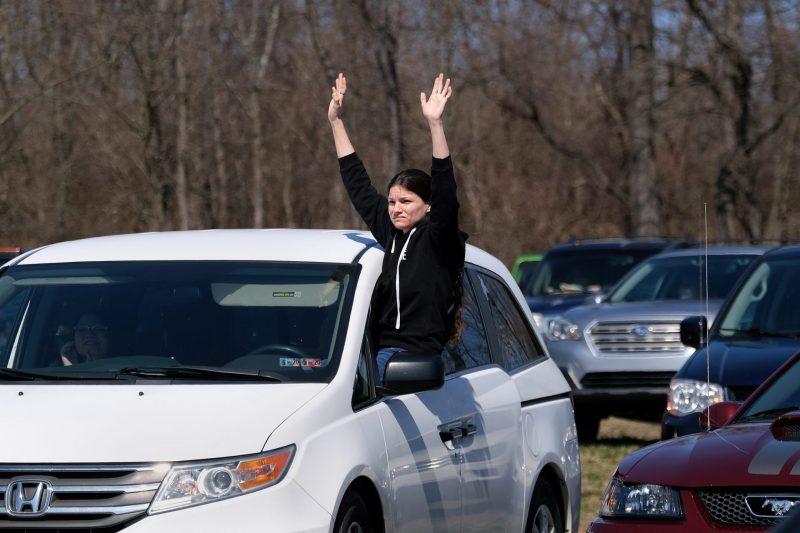 Honking Hallelujah: Drive-in Theatre in PA Becomes Church During Coronavirus Shutdown