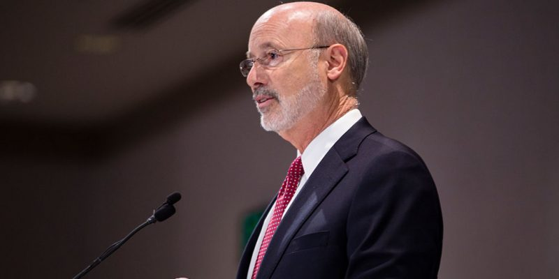 Gov. Tom Wolf Orders All Pennsylvania Businesses That Aren't 'Life-sustaining' to Close, Will Enforce Order