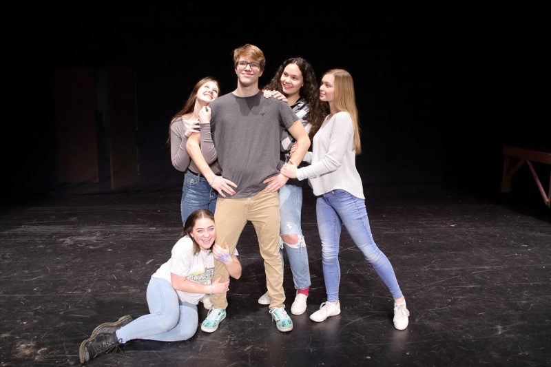 Curwensville Students to Present Beauty and the Beast