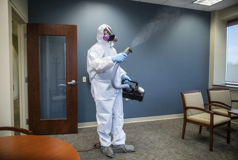 What is 'Deep Cleaning'? Here's How a Local Business Does it During the Coronavirus Pandemic