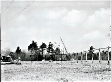 Throwback Thursday: Super 322 Drive-in While Under Construction