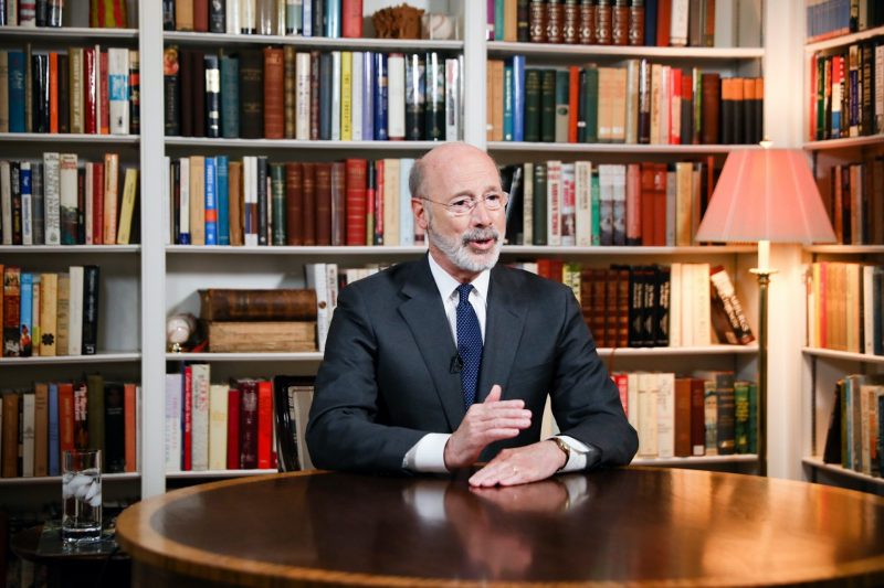 Gov. Tom Wolf Extends School Closures Until Early April, Issues Stay-at-home Order for 7 Counties