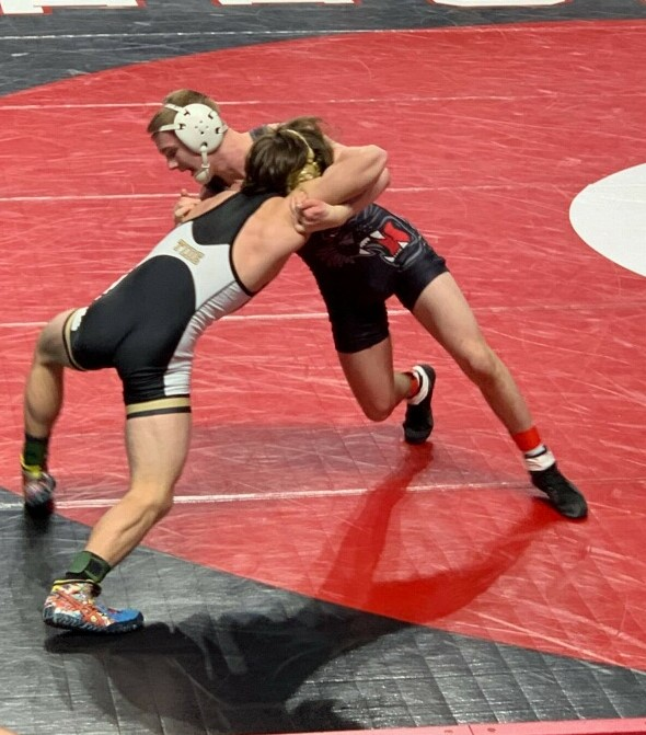 Curwensville's Holland Reaches PIAA AA State Semifinals