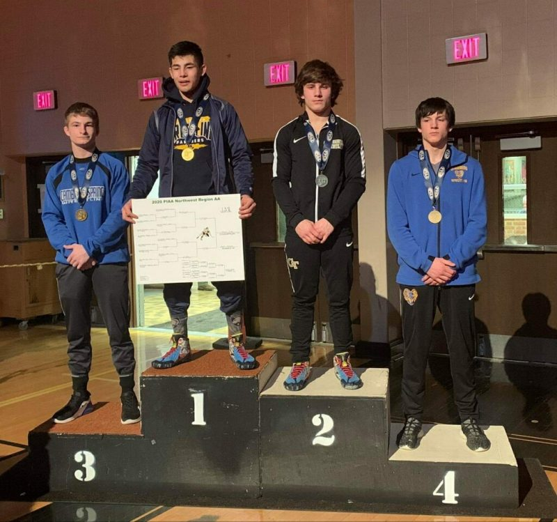 Holland Runner-Up at North West Region AA Tournament