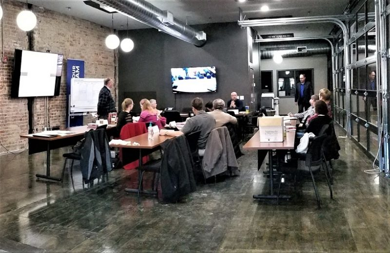 Area Entrepreneurs Pitch Ideas for Up to $10,000