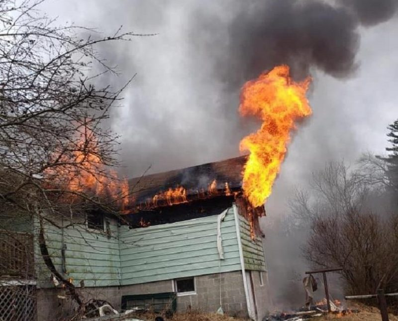 Boggs Twp. Fire Causes $150,000 Worth of Damage