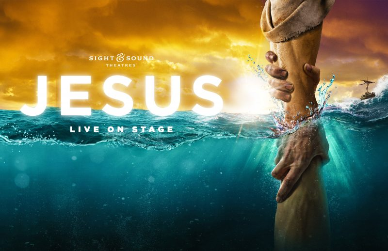 "Sight & Sound Theatres to Release ""Jesus"" Stage Production for Free Easter Weekend Viewing on TBN"