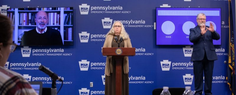 PA to Set Coronavirus Testing, Contact Tracing Benchmarks Just Days Before Gradual Reopening is Set to Begin