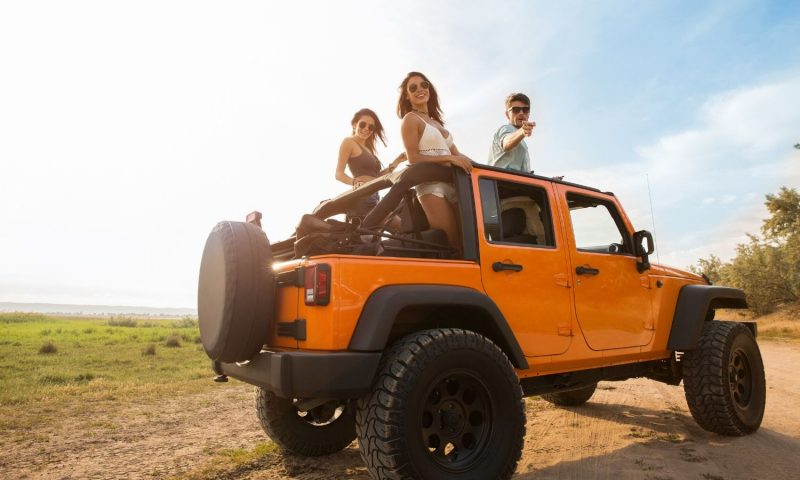 Best Vehicles to Drive in the Summer