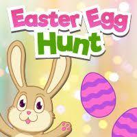 Hunt for Easter Eggs Online