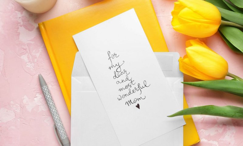 Planning a Long-Distance Mother's Day