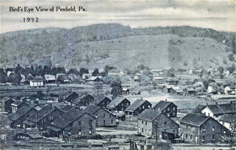 Throwback Thursday: Company Houses in Penfield
