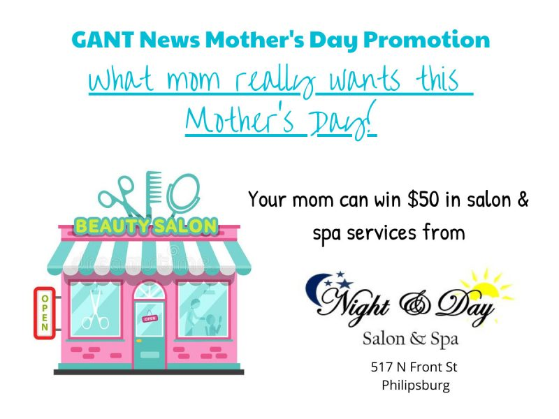 Last Chance:  Win Mom Free Salon and Spa Services
